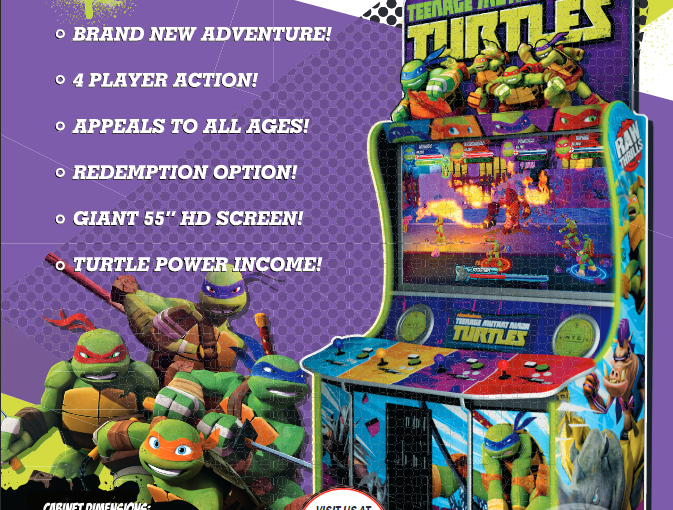 Turtle Tracks 3 – Raw Thrills