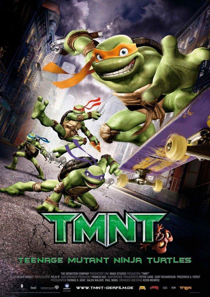 Episode 117 – TMNT (2007)