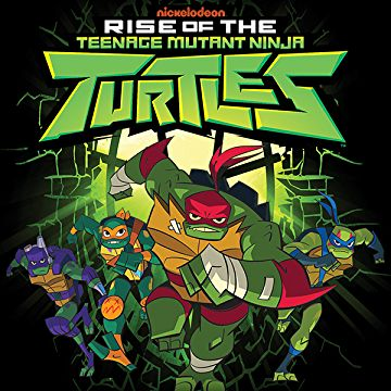"Episode 121 – Rise of the TMNT: ""Mystic Mayhem"""