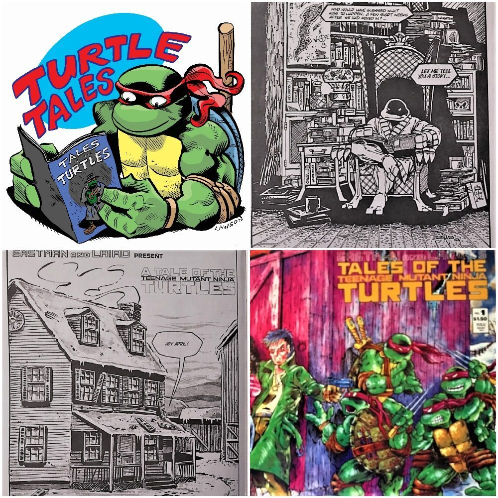 Turtle Tales 1 – A Tale of the TMNT