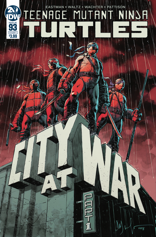 Episode 133 – City at War: Part One